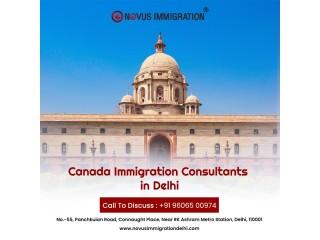 Canada Immigration Consultants in Delhi, Novus Immigration Delhi
