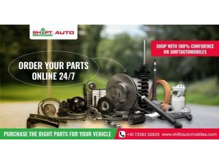 Mahindra Genuine Parts  Shiftautomobiles
