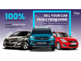 Buy Pre Owned Cars in Bangalore  Gigacars