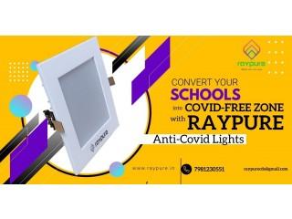 RAYPURE ANTI-COVID ANTI-BACTERIA  DISINFECTION Lights
