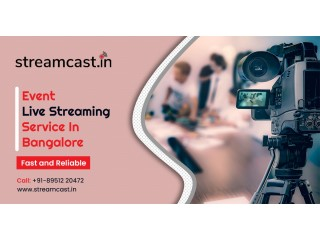 Marriage Webcasting Services Bangalore - Streamcast